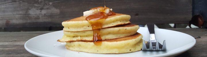 Recette preparation pancakes vegans