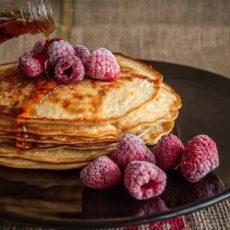 A vos fourneaux ! Recette de pancakes vegans aux huiles essentielles
