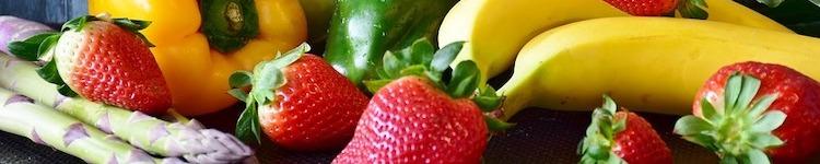 Les aliments ont une grande incidence sur le vieillissement de la peau
