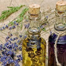 Nos recette de bain d'huiles pour cheveux