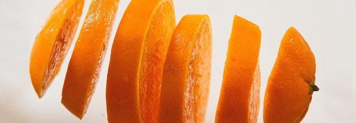 Vinaigrette de cidre à l'huile essentielle d'orange bio