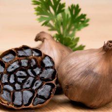 L'ail noir, allié anti cholestérol ?