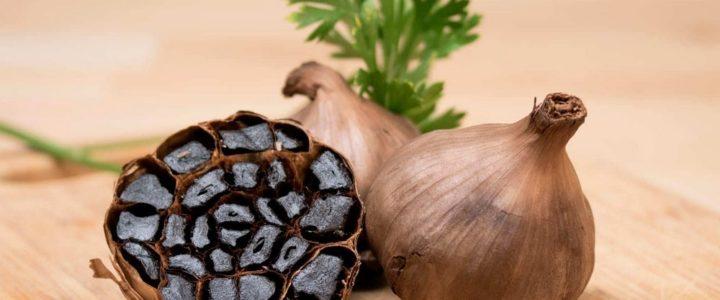 El ajo negro, ¿un aliado contra el colesterol?